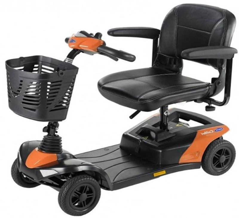 Scooter Colibri 4-hjul Orange